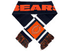 Chicago Bears Forever Collectibles Team Stripe Scarf Apparel & Accessories
