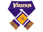 Minnesota Vikings Team Stripe Scarf Apparel & Accessories