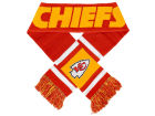 Kansas City Chiefs Team Stripe Scarf Apparel & Accessories