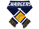 San Diego Chargers Team Stripe Scarf Apparel & Accessories