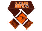 Cleveland Browns Forever Collectibles Team Stripe Scarf Apparel & Accessories
