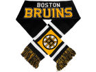 Boston Bruins Team Stripe Scarf Apparel & Accessories