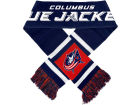 Columbus Blue Jackets Team Stripe Scarf Apparel & Accessories