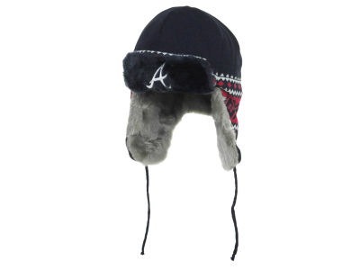Atlanta Braves MLB Team Trapper Hats