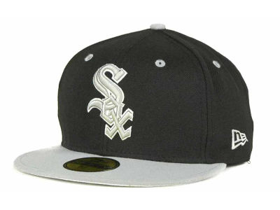 Chicago White Sox MLB Under Pop 59FIFTY Cap Hats