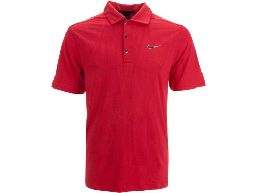 Nike Golf Branded TW Jacquard Polo
