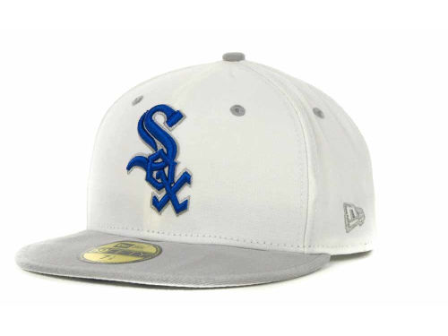 Chicago White Sox New Era MLB Under Pop 59FIFTY Cap Hats