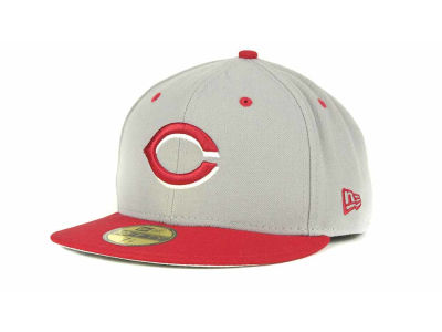 Cincinnati Reds MLB Under Pop 59FIFTY Cap Hats