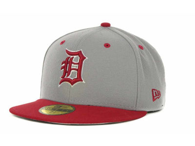 Detroit Tigers MLB Under Pop 59FIFTY Cap Hats