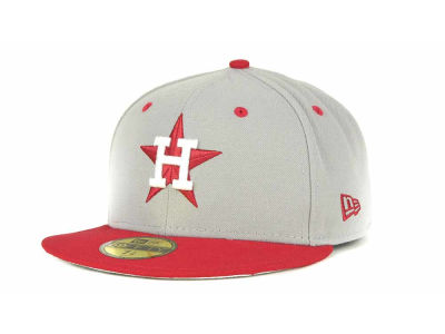 Houston Astros MLB Under Pop 59FIFTY Cap Hats