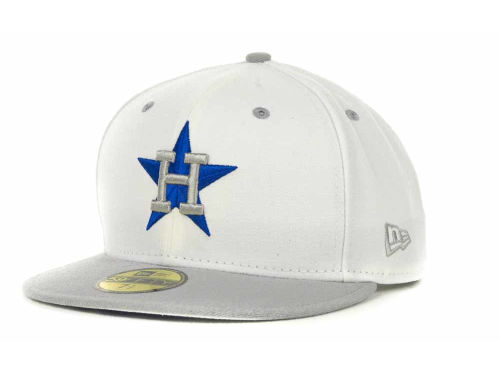 Houston Astros New Era MLB Under Pop 59FIFTY Cap Hats