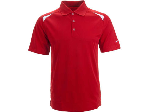 Nike Golf Branded Tech Core Color Block Polo