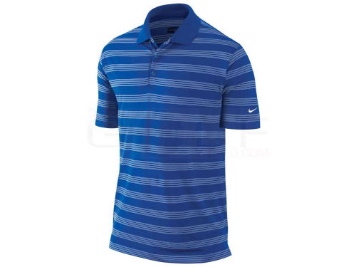 Nike Golf Branded Tech Core Stripe Polo