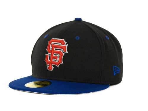 San Francisco Giants New Era MLB Under Pop 59FIFTY Cap Hats
