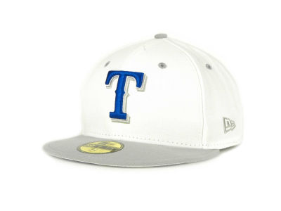Texas Rangers MLB Under Pop 59FIFTY Cap Hats