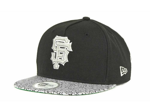 San Francisco Giants New Era MLB C-Thru 9FIFTY Strapback Hats