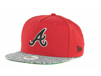 Atlanta Braves MLB C-Thru 9FIFTY Strapback Hats