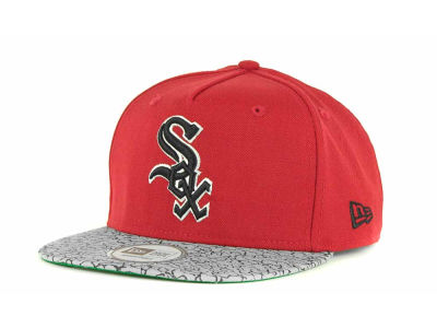 Chicago White Sox MLB C-Thru 9FIFTY Strapback Hats