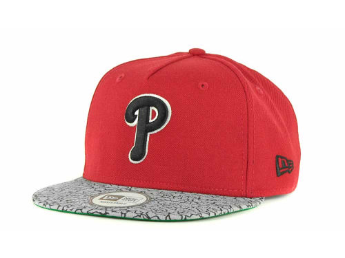 Philadelphia Phillies New Era MLB C-Thru 9FIFTY Strapback Hats