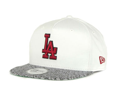 Los Angeles Dodgers MLB C-Thru 9FIFTY Strapback Hats