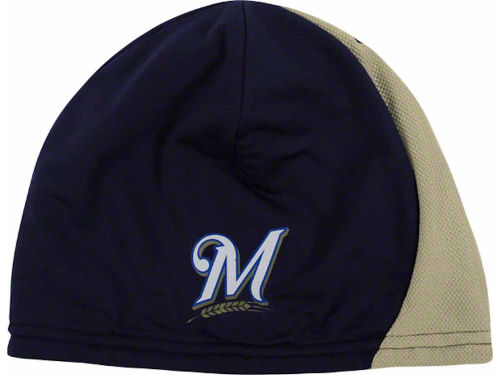Milwaukee Brewers New Era MLB Performance Knit 2012 Hats