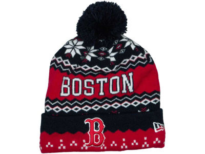 Boston Red Sox MLB Weather Advisory Knit Hats