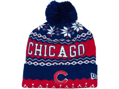 Chicago Cubs MLB Weather Advisory Knit Hats