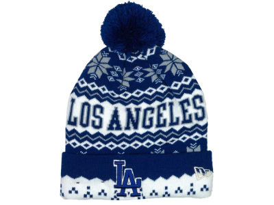 Los Angeles Dodgers MLB Weather Advisory Knit Hats