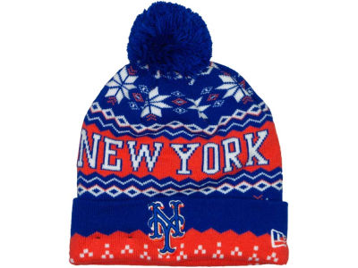 New York Mets MLB Weather Advisory Knit Hats