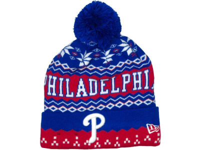 Philadelphia Phillies MLB Weather Advisory Knit Hats