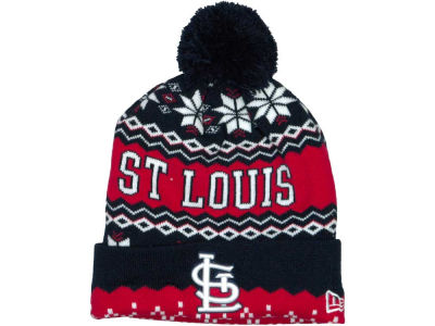 St. Louis Cardinals MLB Weather Advisory Knit Hats