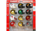 PAC-12 Confrence Riddell NCAA Revolution Conference Set Helmets