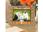 Tennessee Volunteers Art Glass Picture Frame Bed & Bath