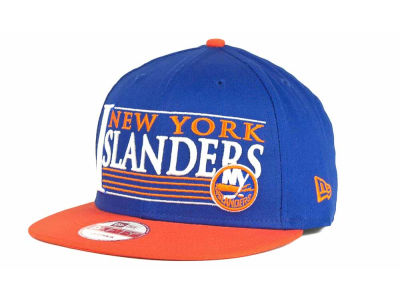 New York Islanders 9FIFTY NHL Snapshot Snapback Cap Hats