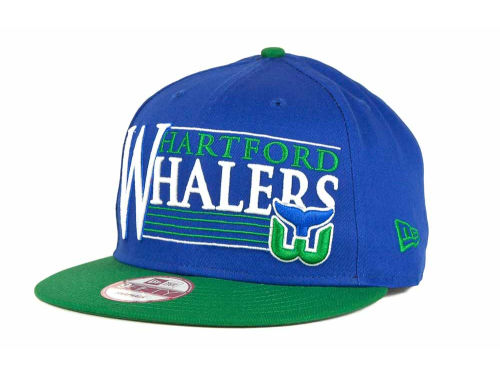 Hartford Whalers New Era 9FIFTY NHL Snapshot Snapback Cap Hats