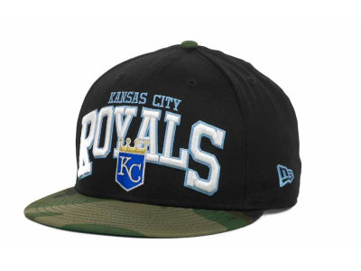 Kansas City Royals MLB Snap Backin 9FIFTY Snapback Hats