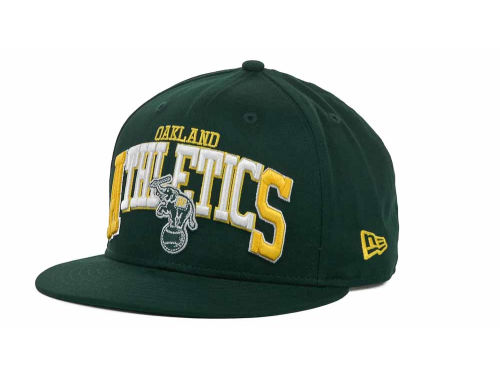 Oakland Athletics New Era MLB Snap Backin 9FIFTY Snapback Hats