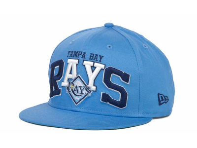 Tampa Bay Rays MLB Snap Backin 9FIFTY Snapback Hats