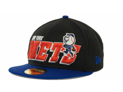 New York Mets MLB Fit It Back 59FIFTY Cap Hats