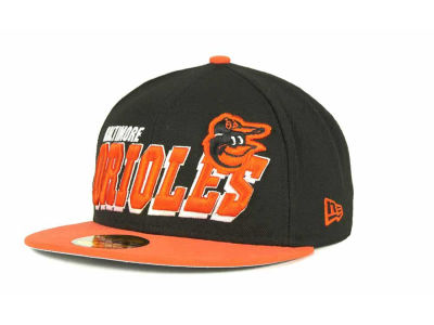 Baltimore Orioles MLB Fit It Back 59FIFTY Cap Hats