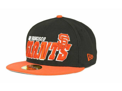 San Francisco Giants MLB Fit It Back 59FIFTY Cap Hats