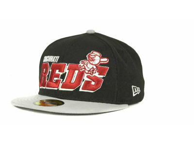 Cincinnati Reds MLB Fit It Back 59FIFTY Cap Hats