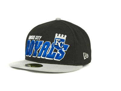 Kansas City Royals MLB Fit It Back 59FIFTY Cap Hats