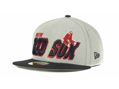 Boston Red Sox MLB Fit It Back 59FIFTY Cap Hats