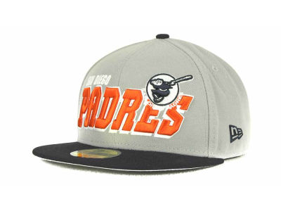 San Diego Padres MLB Fit It Back 59FIFTY Cap Hats