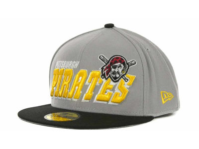 Pittsburgh Pirates MLB Fit It Back 59FIFTY Cap Hats