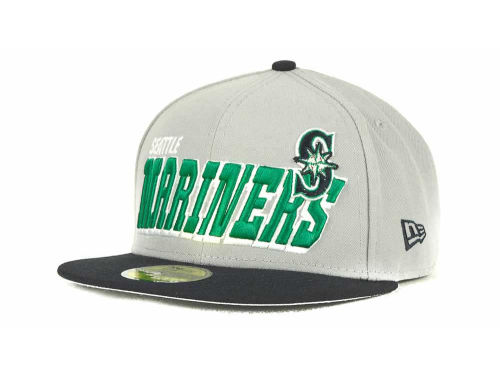 Seattle Mariners New Era MLB Fit It Back 59FIFTY Cap Hats