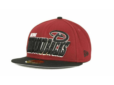 Arizona Diamondbacks MLB Fit It Back 59FIFTY Cap Hats