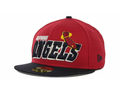 Los Angeles Angels of Anaheim MLB Fit It Back 59FIFTY Cap Hats