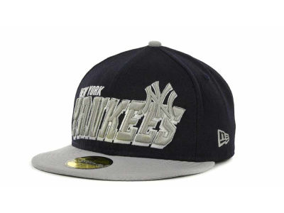 New York Yankees MLB Fit It Back 59FIFTY Cap Hats